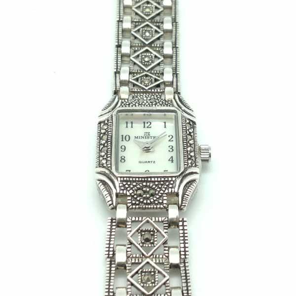 Reloj Plata de Ley