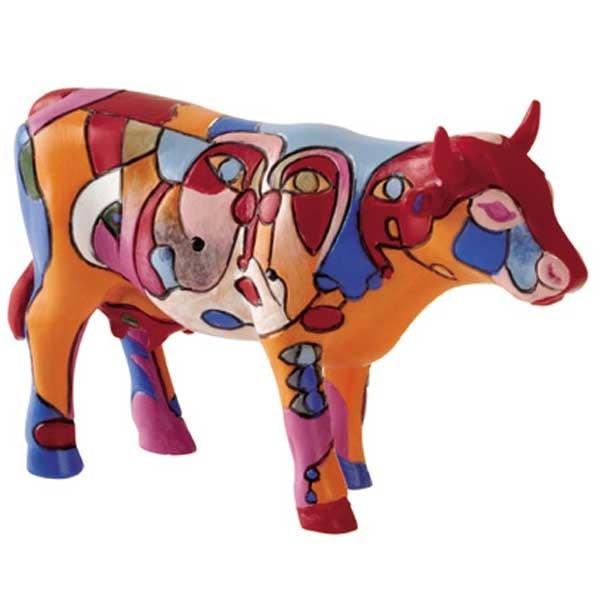 Vaca Picowsso Pequeña