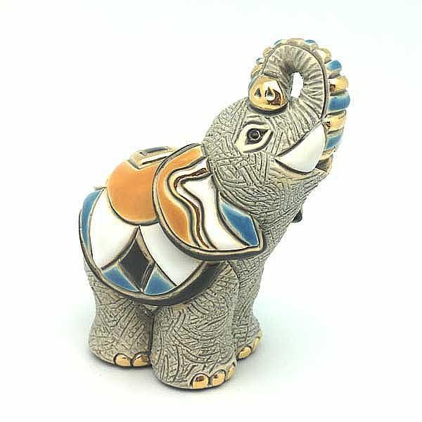 Elefante asiático Baby