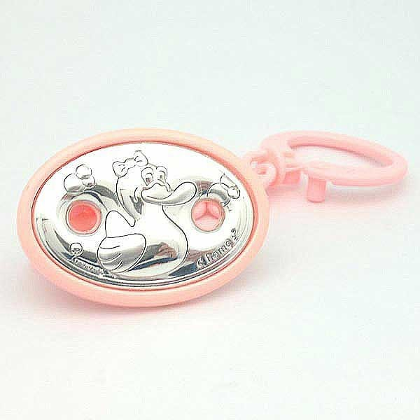 Gripper for Pink Pacifier