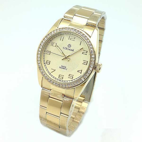 Reloj Señora Chapado Oro