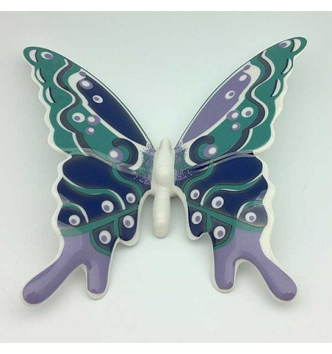 Mariposa de pared