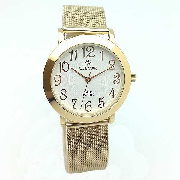 Reloj Señora Dorado