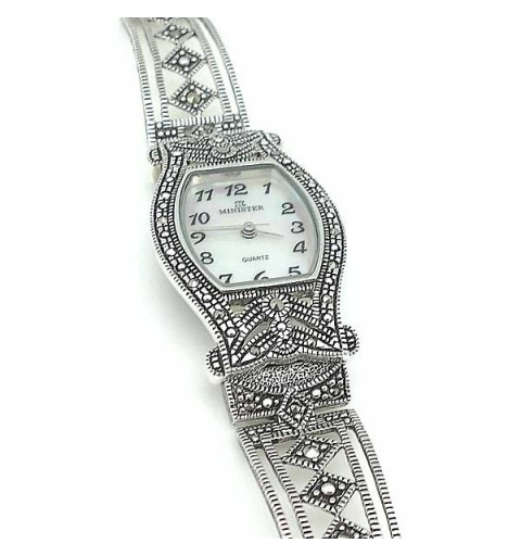 Lady Silver Watch