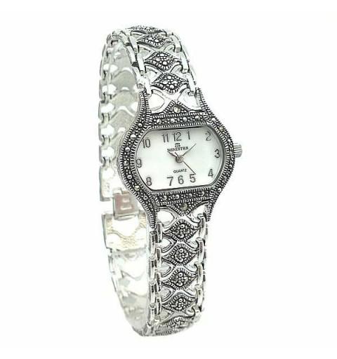 Lady Silver Watch