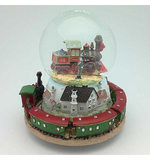 Snowball Train