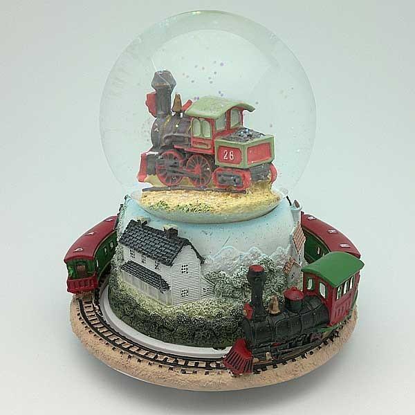 Bola de nieve Tren
