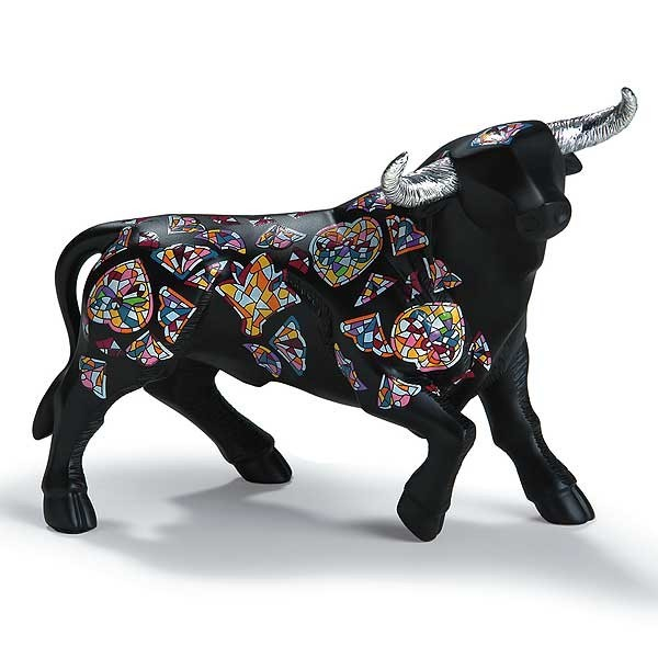 Bull Black Small Nadal