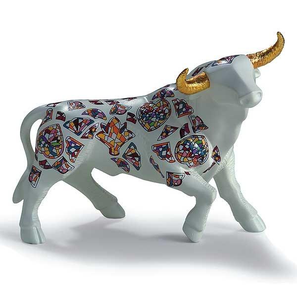 Bull White Large Nadal