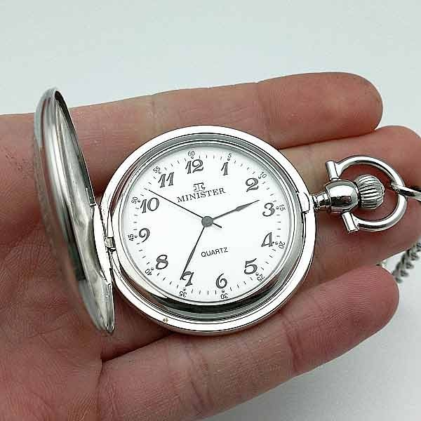 Pocket Watch Minister