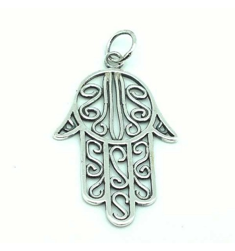 Pendant, Hand of Fatima Large