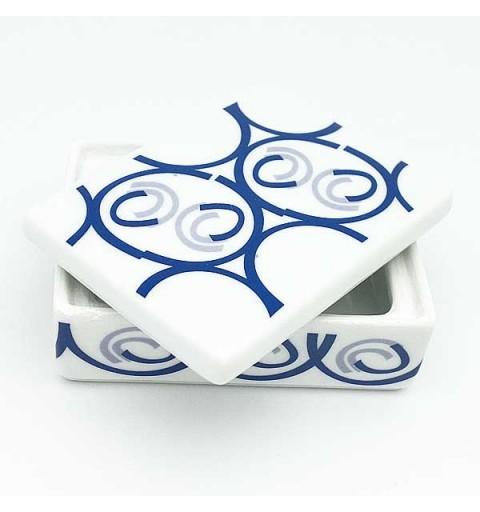 Caja Asubios rectangular Galos