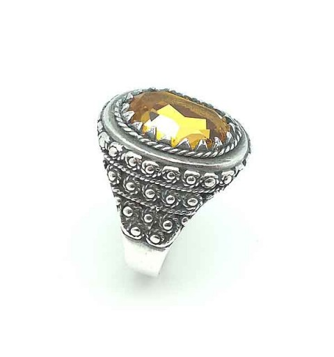 Ring type bishop, in Sterling Silver