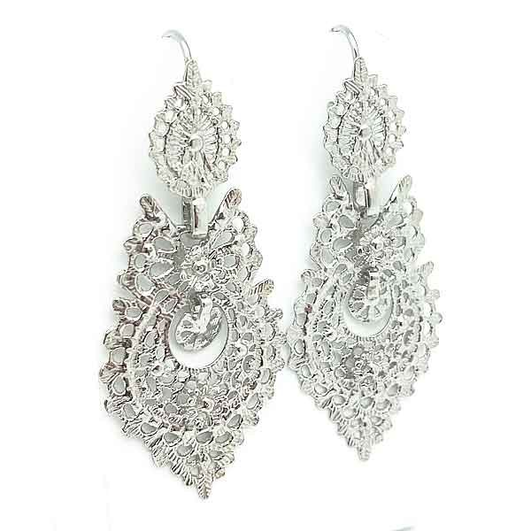 Earrings Large Dressing