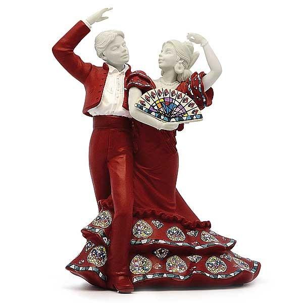 Flamenco dancing Nadal