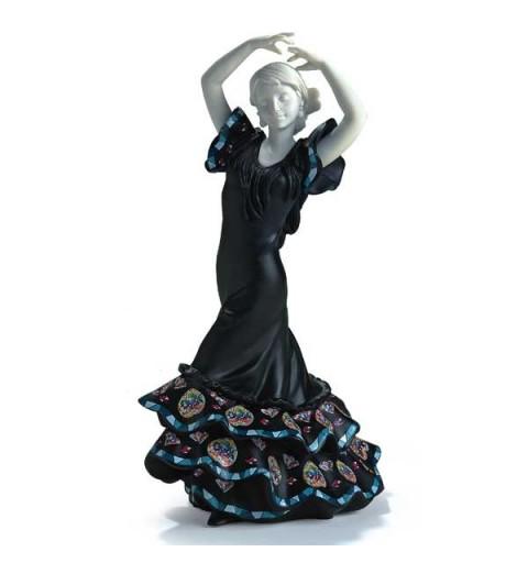 Sevillana black medium