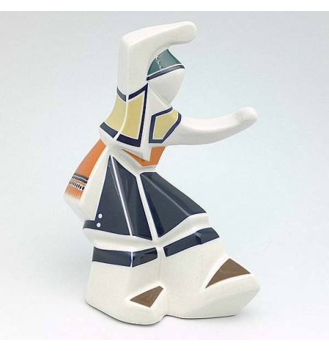 Muiñeiro cubist, Galos