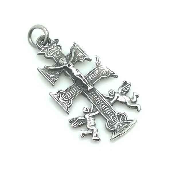 Colgante cruz Caravaca