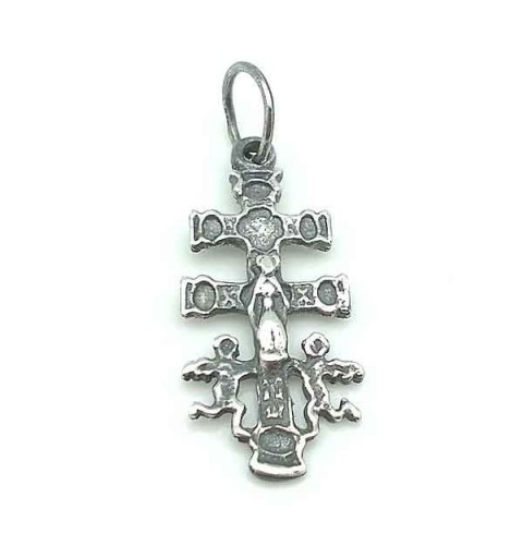 Caravaca Cross Pendant small