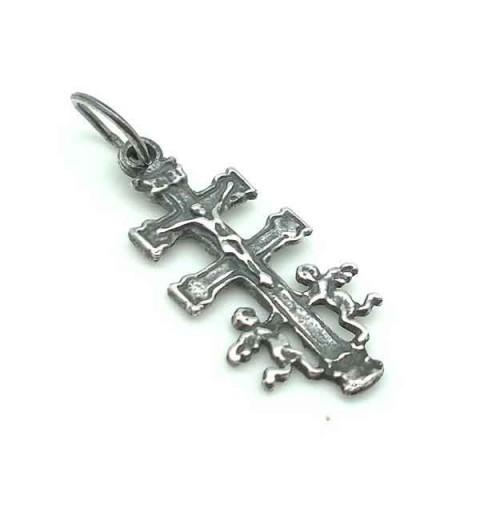 Caravaca Cross Pendant small