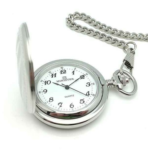 Knight pocket watch