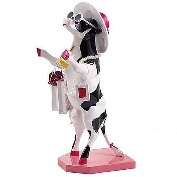 Vaca Alphadite Goddess of Shopping