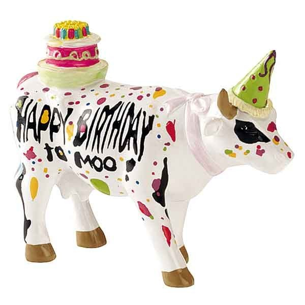 Vaca Happy Birthday To Moo