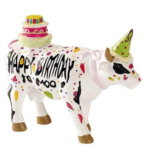 Vaca Happy Birthday To Moo