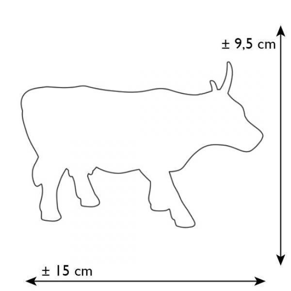Heartstanding Cow Medium