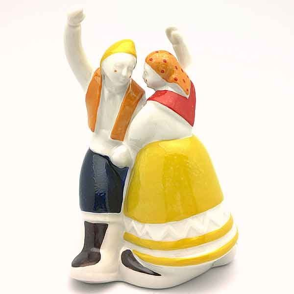 Figure Galos couple