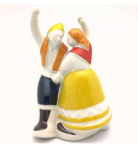 Figure Galos couple