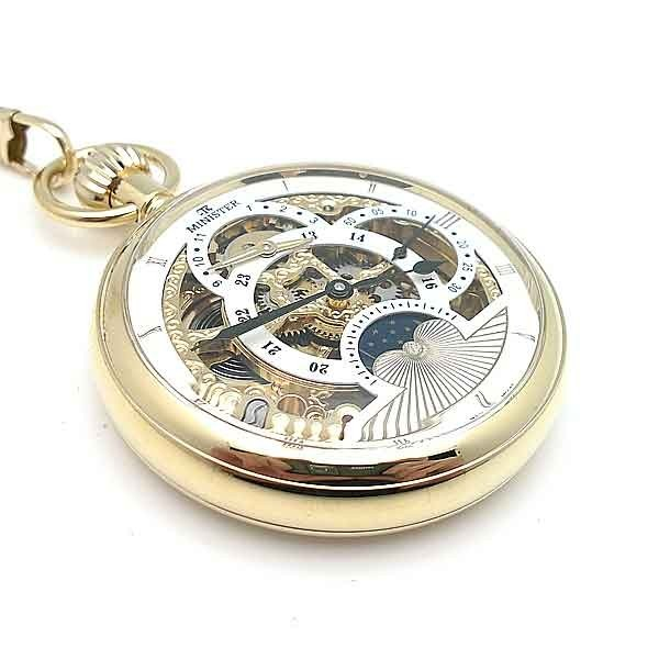 Minister pocket watch