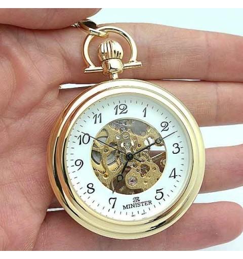 Reloj Minister bolsillo