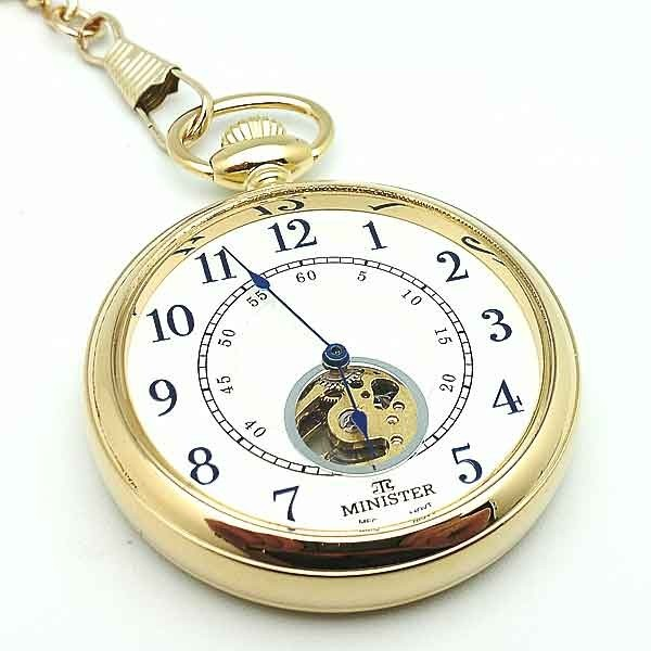 Minister clock rope