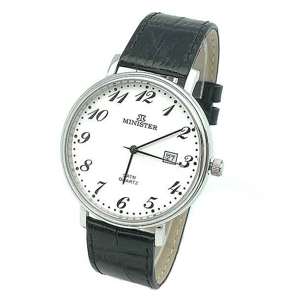 Minister Knight Clock