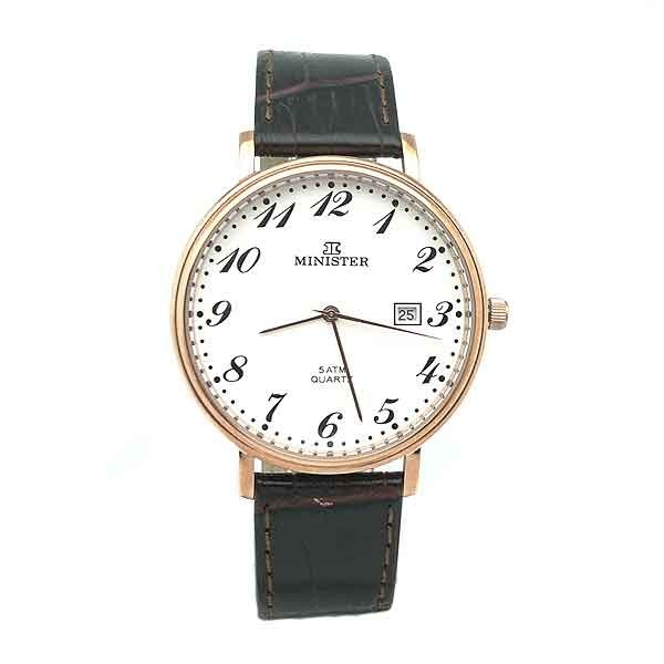 Reloj clásico para caballero